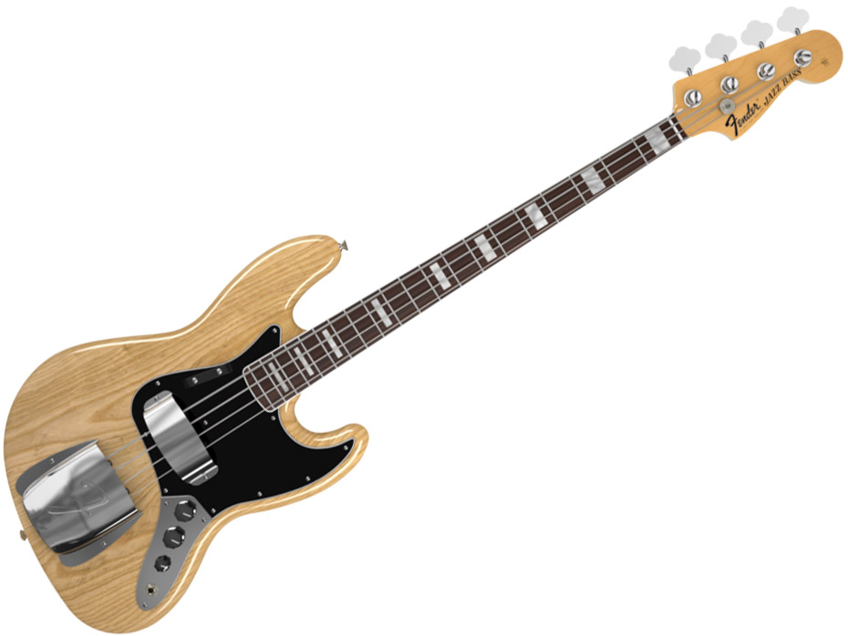 Circuito De Bajo Jazz Bass : Music passion basses electriques