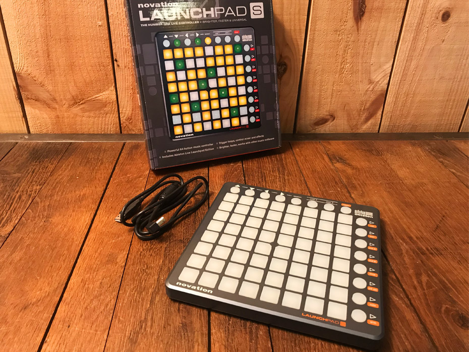Novation Occasion Launchpad S