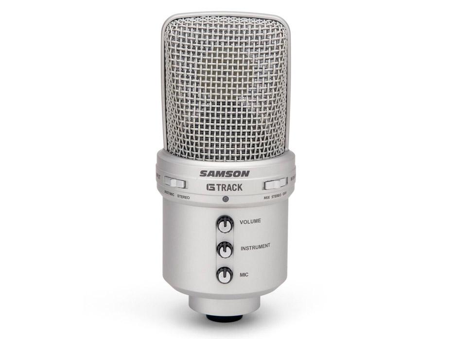 music passion 87 samson g track micro usb interface audio voix instru. Black Bedroom Furniture Sets. Home Design Ideas