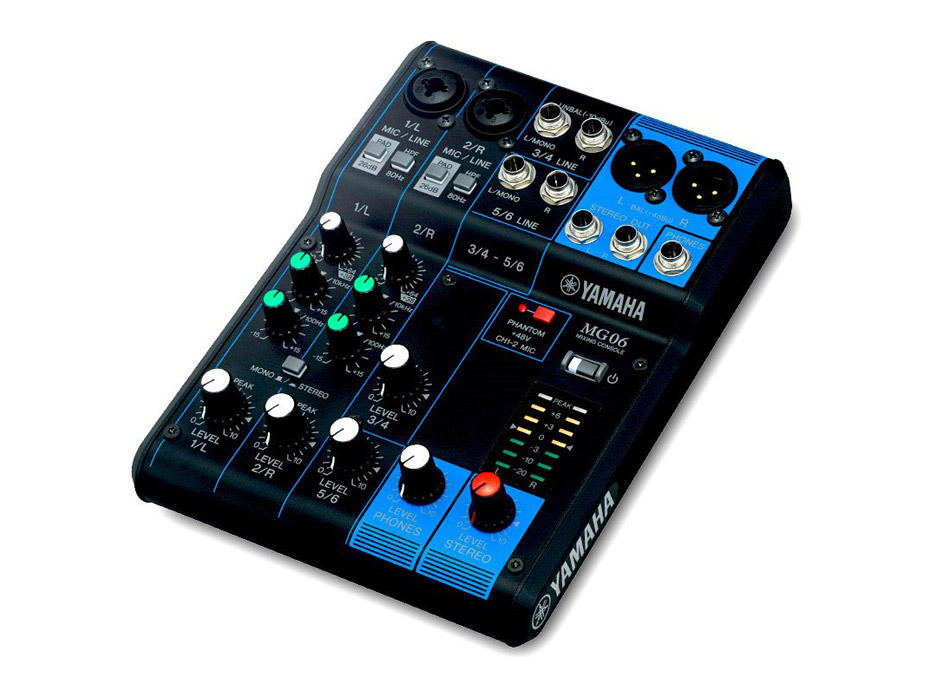 Music passion 87 tables de mixage - Table de mixage yamaha usb ...